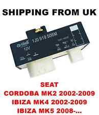 Unidad de control de relé calentador ventilador de refrigeración Seat Cordoba Ibiza MK2 MK4 MK5 1J0919506M
