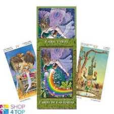FAIRY Tarot GRAND TRUMPS 22 Tarjetas Lupatelli Esoteric Contar lo scarabeo Nuevo