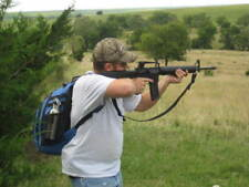 USGI silent rifle sling, 2 point, 1.25 inch, Mil Spec Nylon, USA made 1 1/4
