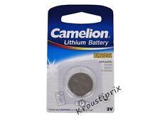 Pile Bouton CR2032 Lithium 3V - DL2032 2004LC - Conservation 2021 -Envoi Gratuit