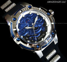 NEW Invicta Men's 52mm Bolt Dragon 24 Jewels Automatic Stainless Steel Watch !!