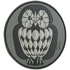 Maxpedition De Wijze Oude Uil Moraal Patch Tactical 3D Rubber Badge Swat