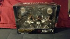 Metallica Mcfarlane Harvesters of Sorrow Box Set Sealed
