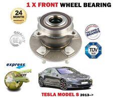 FOR TESLA MODEL S 60 70 75 85 90 P85 P100 2013-> NEW 1 X FRONT WHEEL BEARING KIT