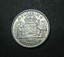 1943 Australian Florin.