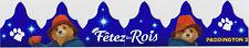 COURONNE GALETTE DES ROIS  CINEMA OURS PADDINGTON