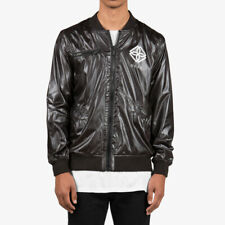 DOPE Men's Monogram Windbreaker in Black/White Size: XLarge NEW!