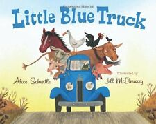 Little Blue Truck Board Book by Alice Schertle
