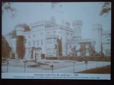 POSTCARD FLINTSHIRE HAWARDEN CASTLE FROM SOUTH WEST C1905