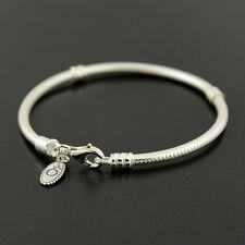 Authentic Genuine Pandora Lobster Clasp Bracelet 20cm - 590700HV-20