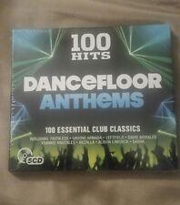 Various Artists - 100 Hits - Dancefloor Anthems (5CD Digipak 2016) NEW & SEALED