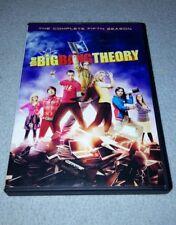 The Big Bang Theory: The Complete Fifth Season (DVD, 2012, 3-Disc Set)