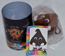 """New-Whiffer Sniffers-Mystery Pack 4-Chocolate """"Chip""""-Still Sealed-Backpack Clip"""