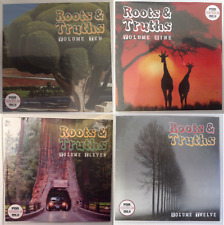 'Roots & Truths' Volumes 9-12 JUMBO pack Roots Revival Reggae Collection (4CDs)