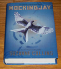 Mockingjay Suzanne Collins Novel HB/DJ 1st Ed. Accelerated Reader 5th Grade 5
