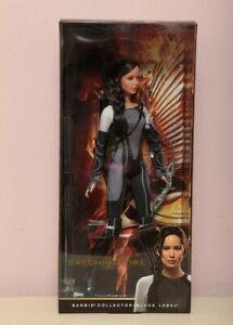 Barbie Hunger Games Catching fire - KATNISS - Jennifer Lawrence face sculpt BNIB