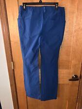 NWT Arcteryx PSIPHON SL Women's Hiking Pants - size 8 - Poseidon