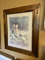 M Caroselli Vintage Framed Print