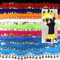 Bauchtanzgürtel in großer Auswahl Bauchtanz - Zubehör Gürtel Hüfttuch Münzgürtel