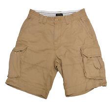 Polo Ralph Lauren Gellar Fatigue Cargo Shorts Mens Flat Front New Nwt