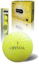 Crystal - Yellow - New in Box (1 dozen)