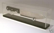 """Custom Knife Display Case holder Randall cover rack 14"""""""