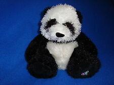 Ganz Webkinz Panda Bear Plush Only NO Code
