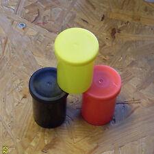 Geocache- Filmdose- Micro Typ Filmdose 50mm hoch Farbig 3Stk (Rascheldose)