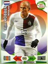 Adrenalyn XL - Arjen Robben - Niederlande - Road to 2014 FIFA World Cup Brazil