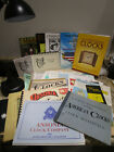 Large+Lot+of+Clock+Catalogues+Catalogs+Advertisement+Machine+Manuals+Etc.