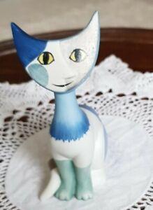 Goebel Rosina Wachtmeister Cat Figurine GINA 10cm Tall