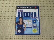 Der Sudoku Coach für Playstation 2 PS2 PS 2 *OVP*