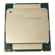 Intel CPU Xeon E5-2640v3 8 Core 2,60GHz 20MB Cache  SR205 Sockel FCLGA2011-3