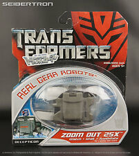 Real Gear Robots ZOOM OUT 25X Transformers Movie 2007 Takara Tomy Japan New