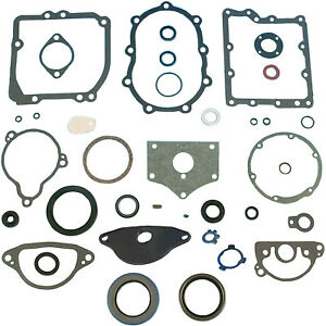 GENUINE JAMES HARLEY PANHEAD 4-SPEED TRANSMISSION GASKET KIT 48-65 MADE 33031-70