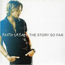 KEITH URBAN (THE STORY SO FAR - GREATEST HITS CD SEALED + FREE POST)