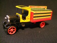New ListingCast Iron Coca-Cola Kenworth Delivery Truck Bank - Ertl - See pics