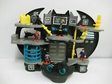 Fisher Price Imaginext Dc Friends Batman Cave with 5 figures and bike