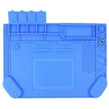 Large Soldering Mat Silicone Heat Resistant Repair 188ampquotx126ampquotdesign For