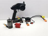 Arrma Electronic Package includes ESC, SERVO Transmitter, Motor  OZRC