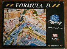 Racing board game bundle: Formula D, with Rio track and Nascar Dayton 500