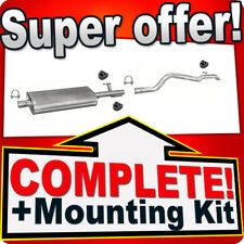 MERCEDES SPRINTER 208 211 213 216 CDI SWB with KAT Exhaust System A23A