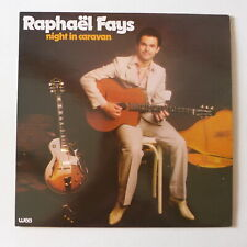 LP/  Raphaël Fays - Night in caravan