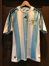 Large AFA Argentina National Soccer Team Jersey - AUTHENTIC - Adidas Climacool