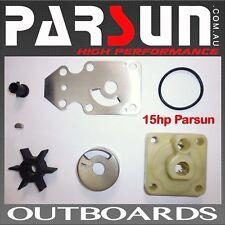 9.9 / 15hp Parsun Outboard Water Pump Impellor Kit + Yamaha #T15BMSWPK FREE POST