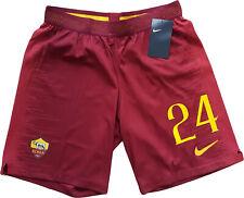 roma worn player issue Florenzi nike shorts 2018-2019 pantaloncini magazzino