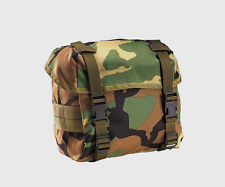 Rothco Mil spec 40002 enhanced nylon woodland camo belt attach gear butt pack