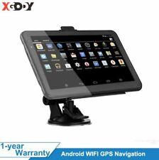 Android 7'' Car GPS Navigation Tablet 16GB WiFi Auto GPS Car Navigator Sat Nav