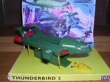 DINKY 101 THUNDERBIRD 2 & 4 WITH BOX - SUPERB!