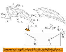 Chevrolet GM OEM 04-11 Aveo Hood-Lock Latch 96534213
